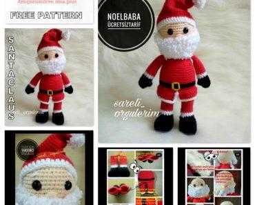 Listen! Do you hear the sound of Holiday Santa Claus ragdoll free ...   297x370