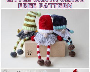 Amigurumi Knitting Santa Claus Amigurumi – Santa Claus Crochet ... | 297x370